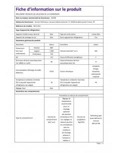 Séche-linge Condensation 9kgs Blanc WHIRLPOOL DDLX90111