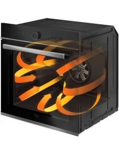 Réfrigérateur Combiné BEKO 450(L)Sylver RCNE520E21DS