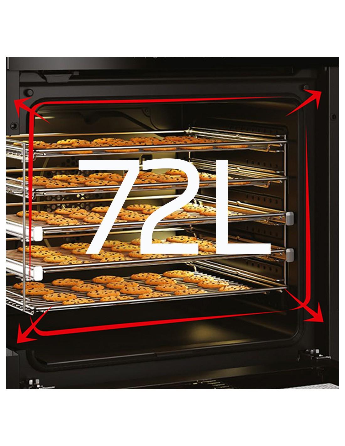 réfrigérateur combiné beko 450(l)sylver rcne520e21ds - promo-electro