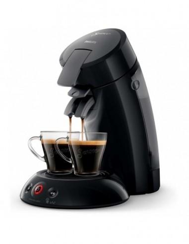 Cafetière Noir Corbeau Senseo Philipps HD655461