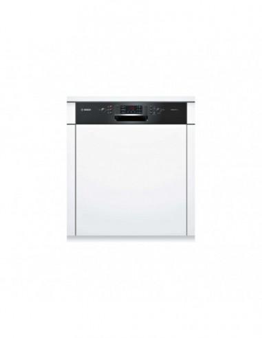 Lave-Vaisselle Encastrable Bandeau Noir 12 Couverts BOSCH SMI46AB01E