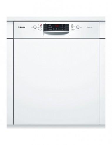 Lave-Vaisselle Encastrable Bandeau Blanc 12 Couverts BOSCH SMI46AW01E