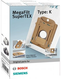 Sac Aspirateur Type G BOSCH 052.019