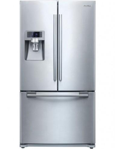 Réfrigérateur Américain SAMSUNG Inox RFG23UERS