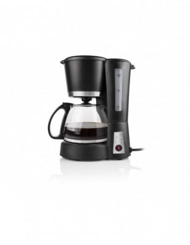 Cafetière électrique 6 Tasses Noire TRISTAR CM1233