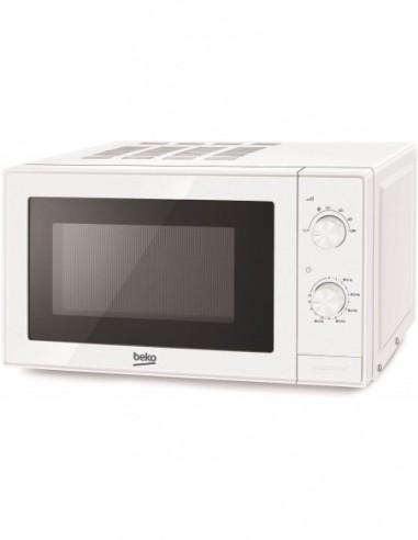 Four Micro Ondes Solo Blanc Capacité 20L BEKO MOC20100W