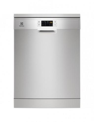 Lave-Vaisselle Pose Libre ELECTROLUX Inox 13 couverts ESF5513LOX
