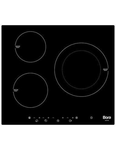 Table de cuisson Induction 3 foyers BORA BORTI603