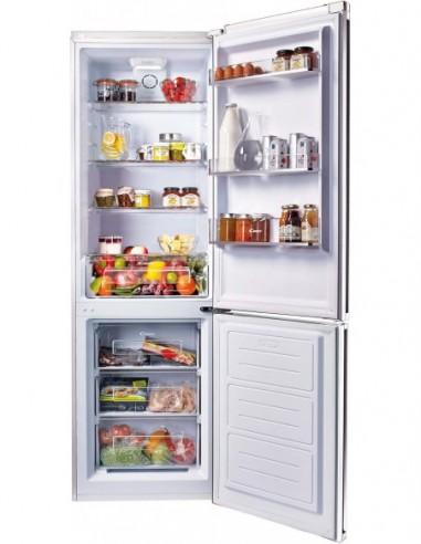 Réfrigérateur Combiné CANDY CCBS6182WHV