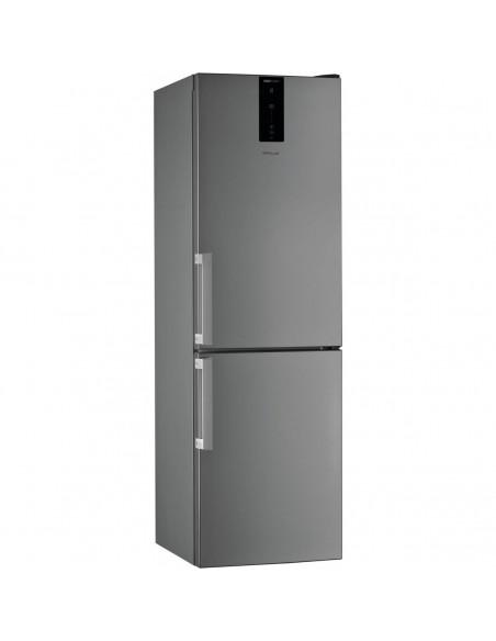 Réfrigérateur Combiné Inox WHIRLPOOL W7821OOX
