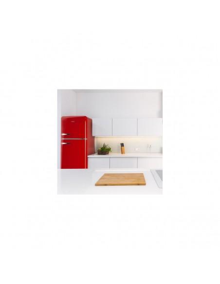 Réfrigérateur 2 portes 245L DOMO DO929RKR